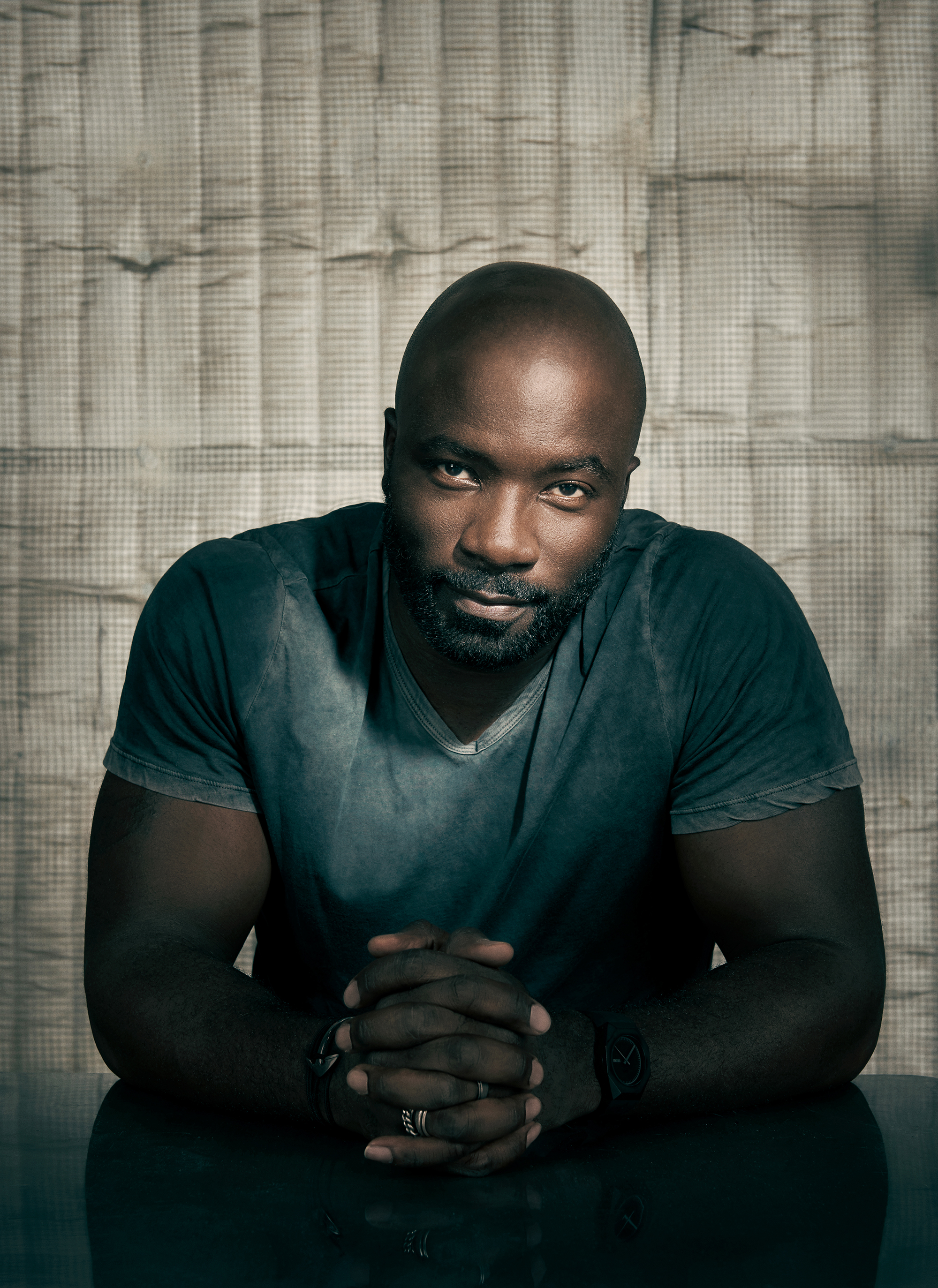 Mike Colter (Luke Cage)