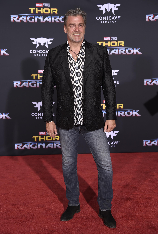 Ray Stevenson (Volstagg)