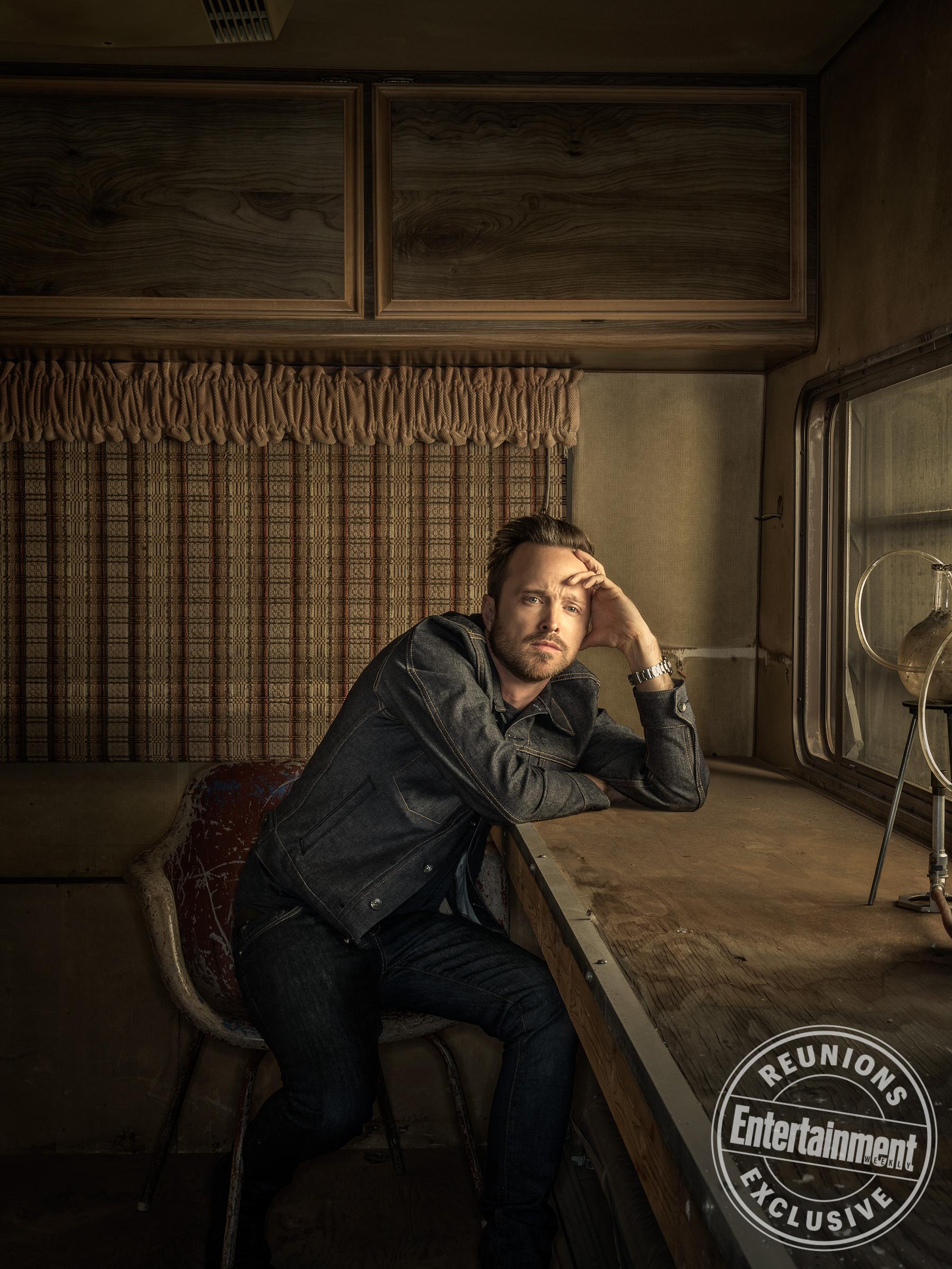 Aaron Paul (Jesse Pinkman)