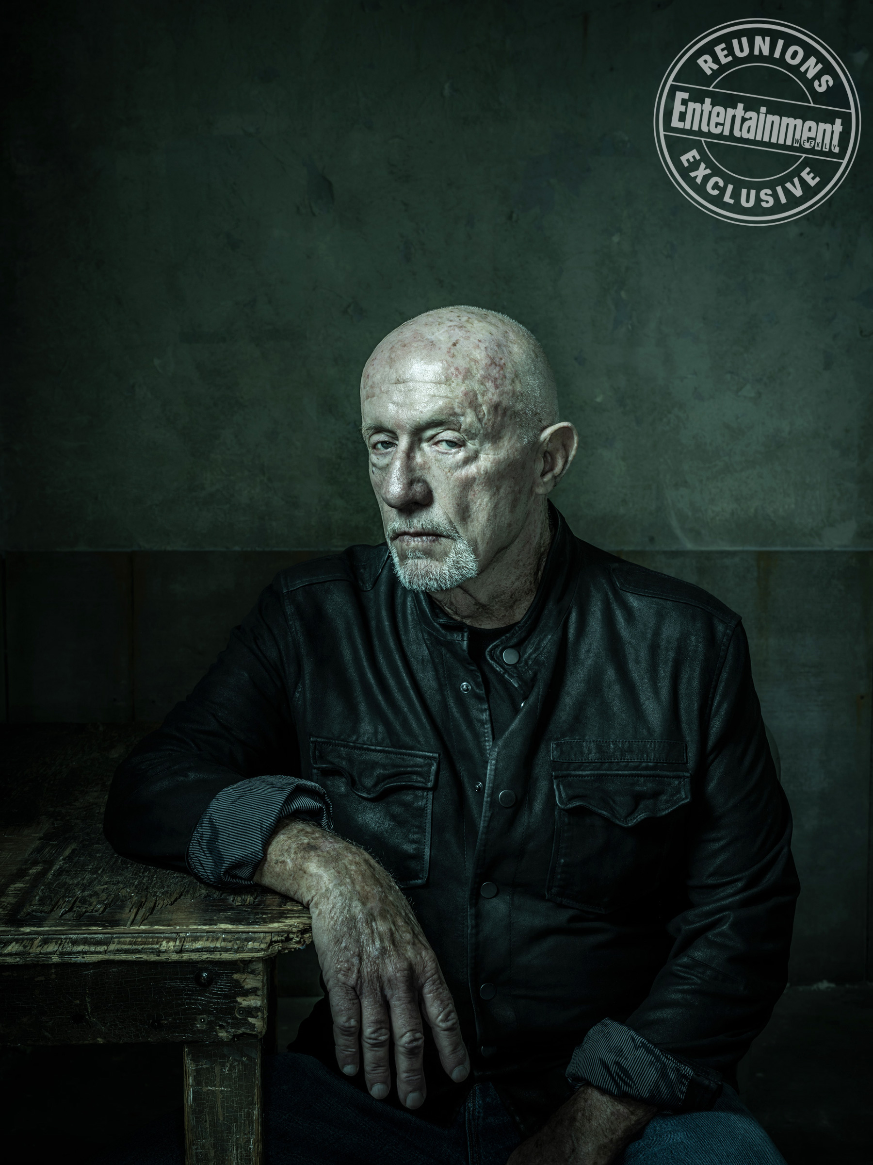 Jonathan Banks (Mike Ehrmantraut)