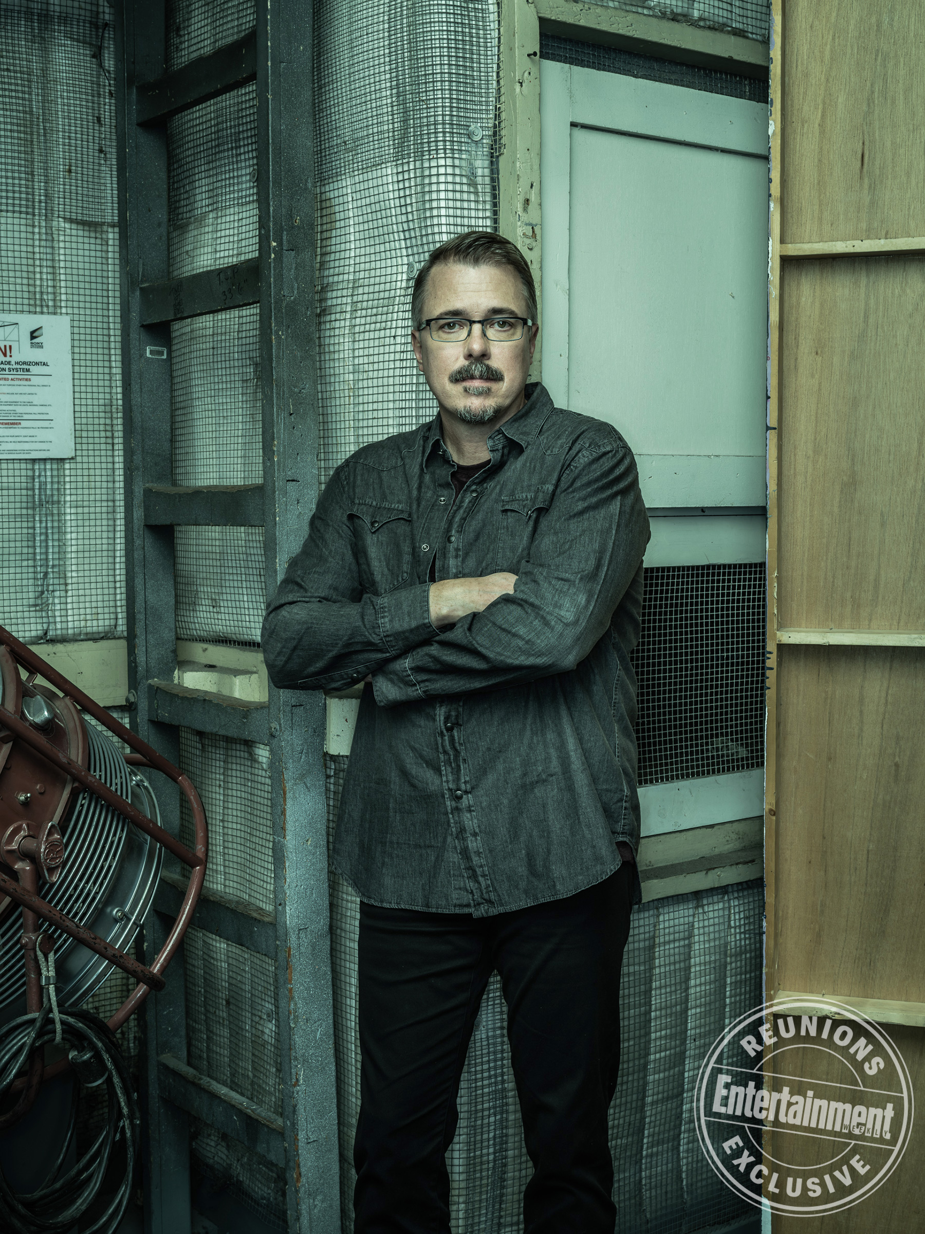 Vince Gilligan (Breaking Bad creator)
