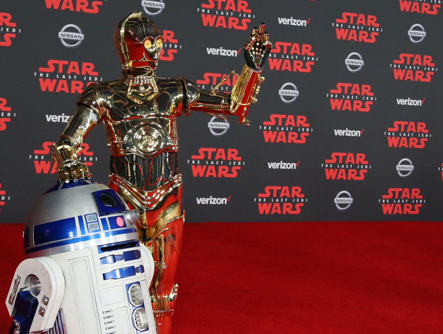 R2-D2 és C-3PO