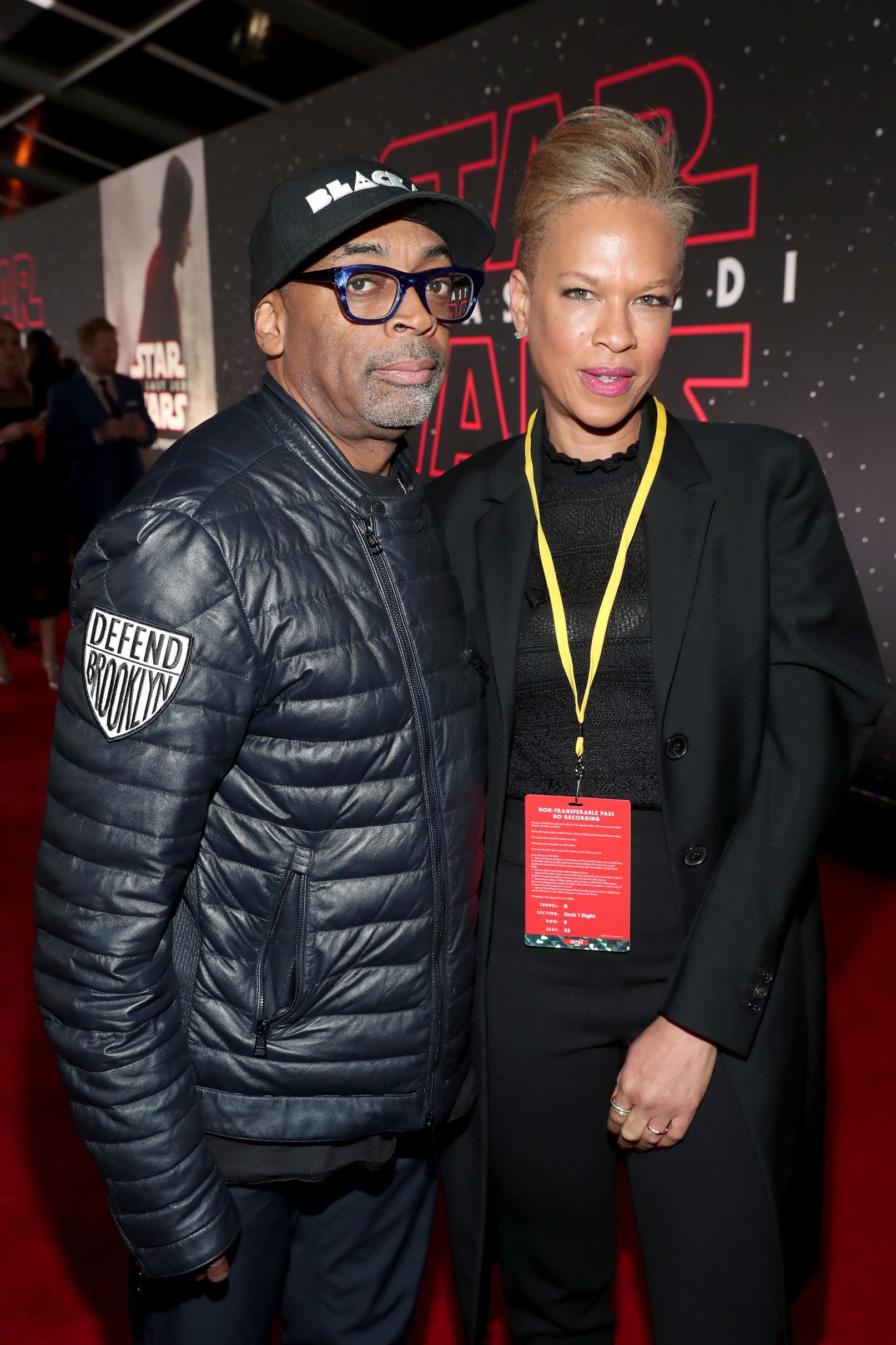 Spike Lee és Tonya Lewis Lee