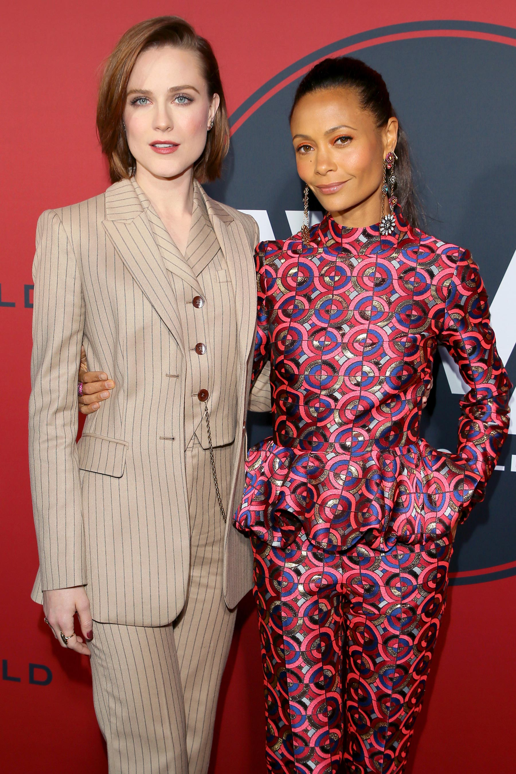 Evan Rachel Wood és Thandie Newton