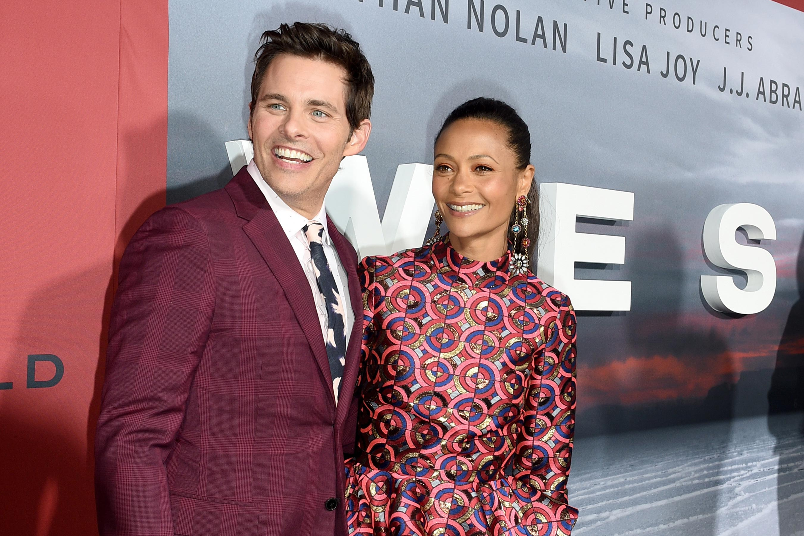 Thandie Newton és James Marsden