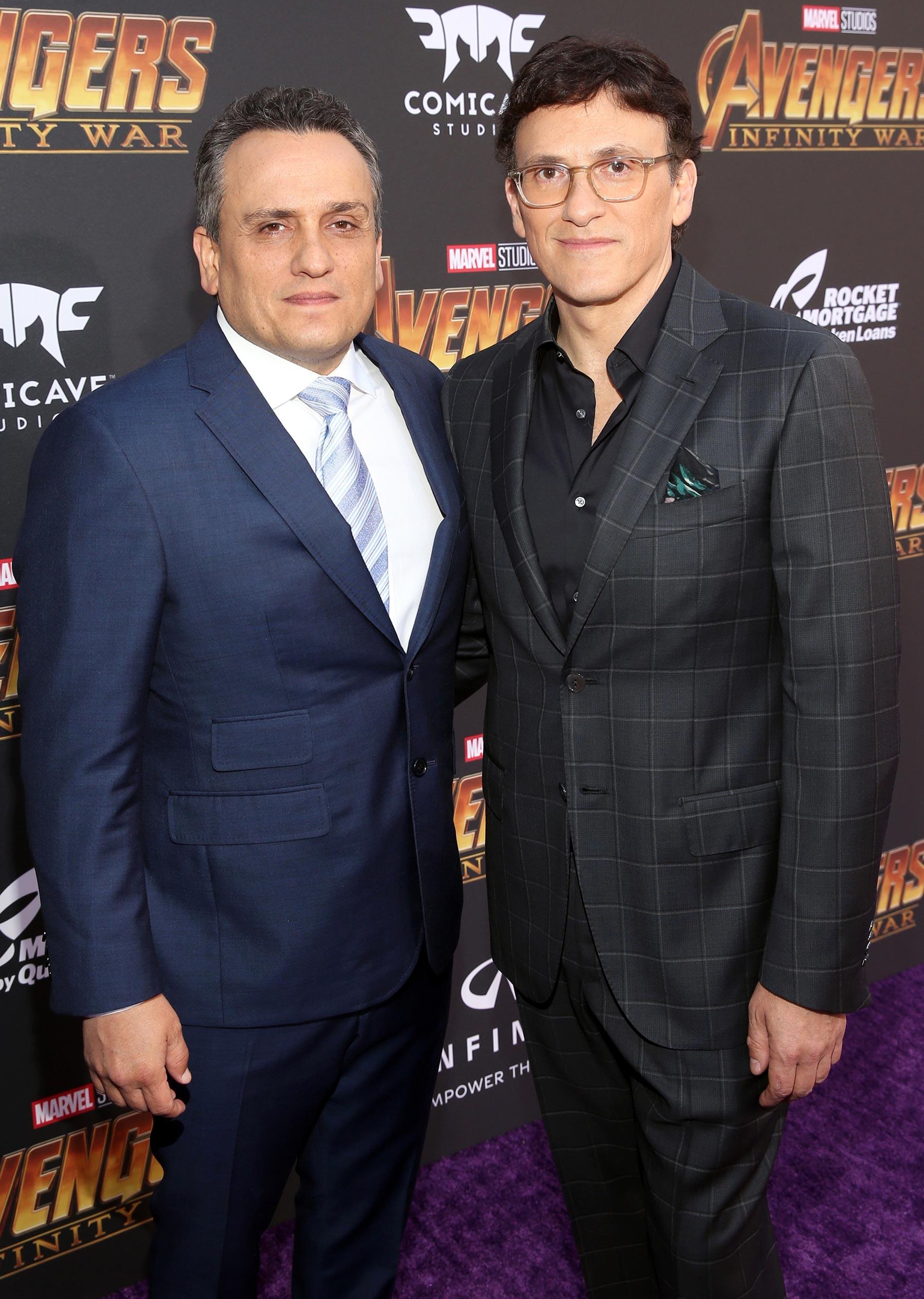 Joe Russo és Anthony Russo