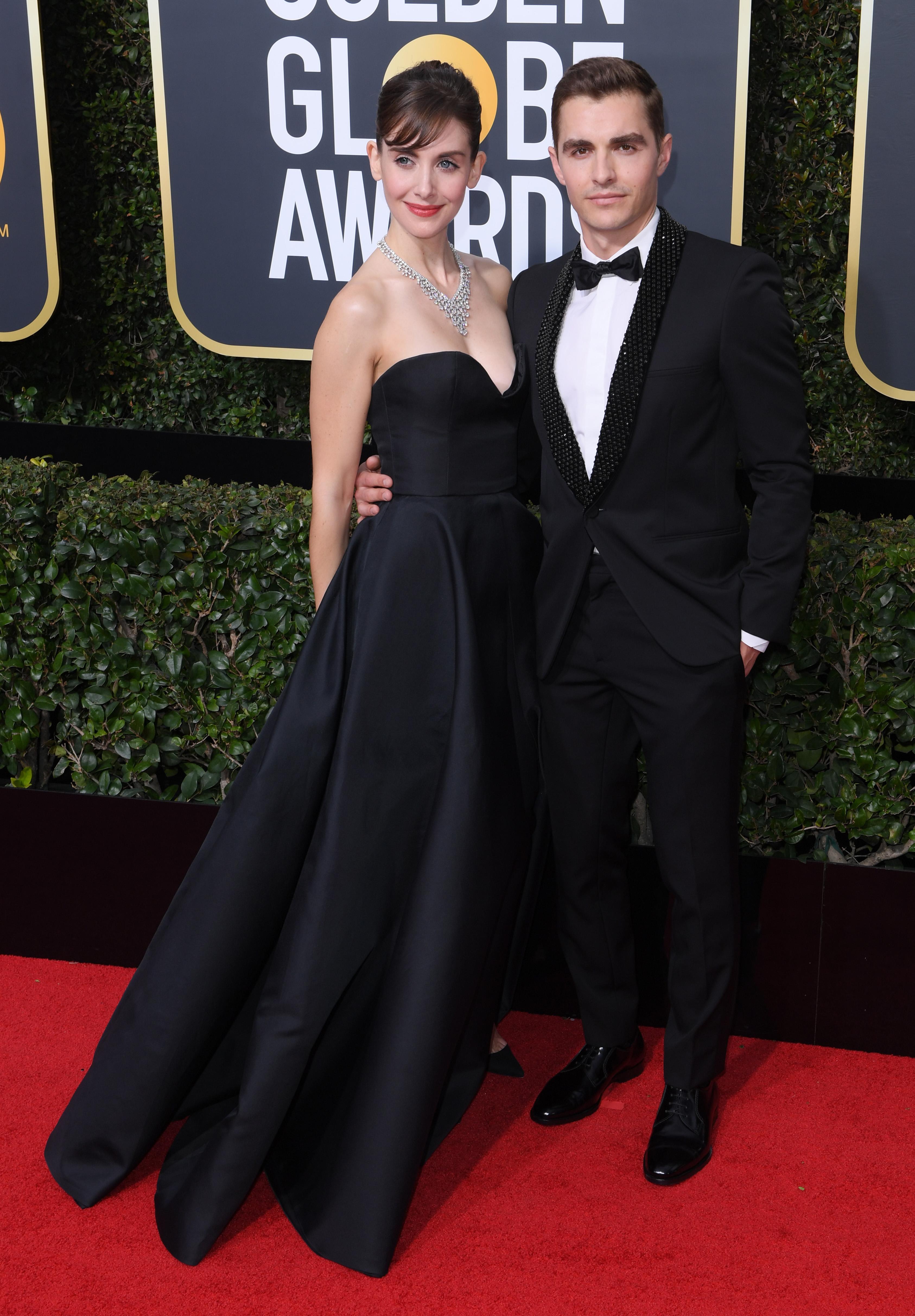 Alison Brie és Dave Franco
