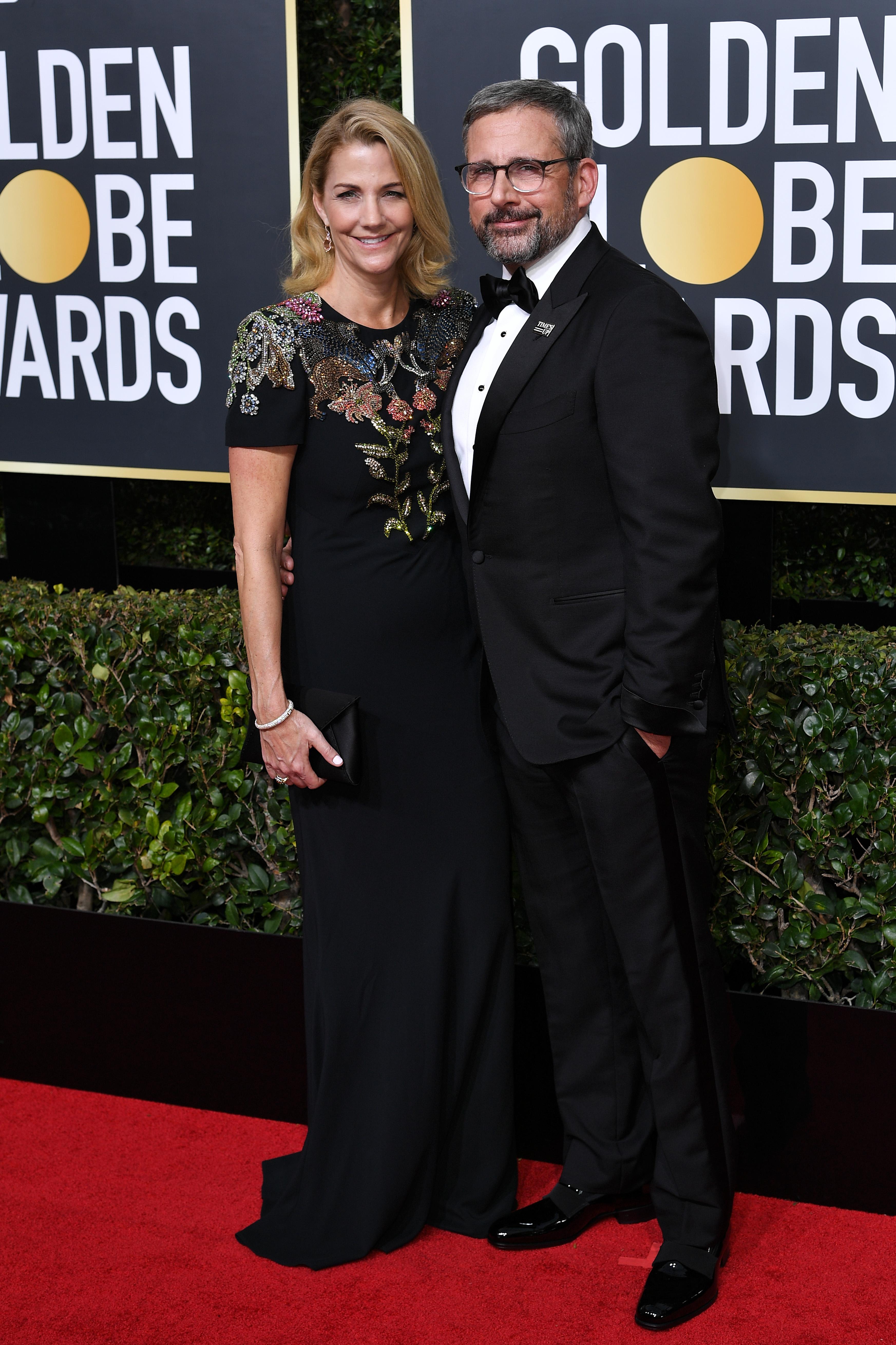Nancy Carell és Steve Carell