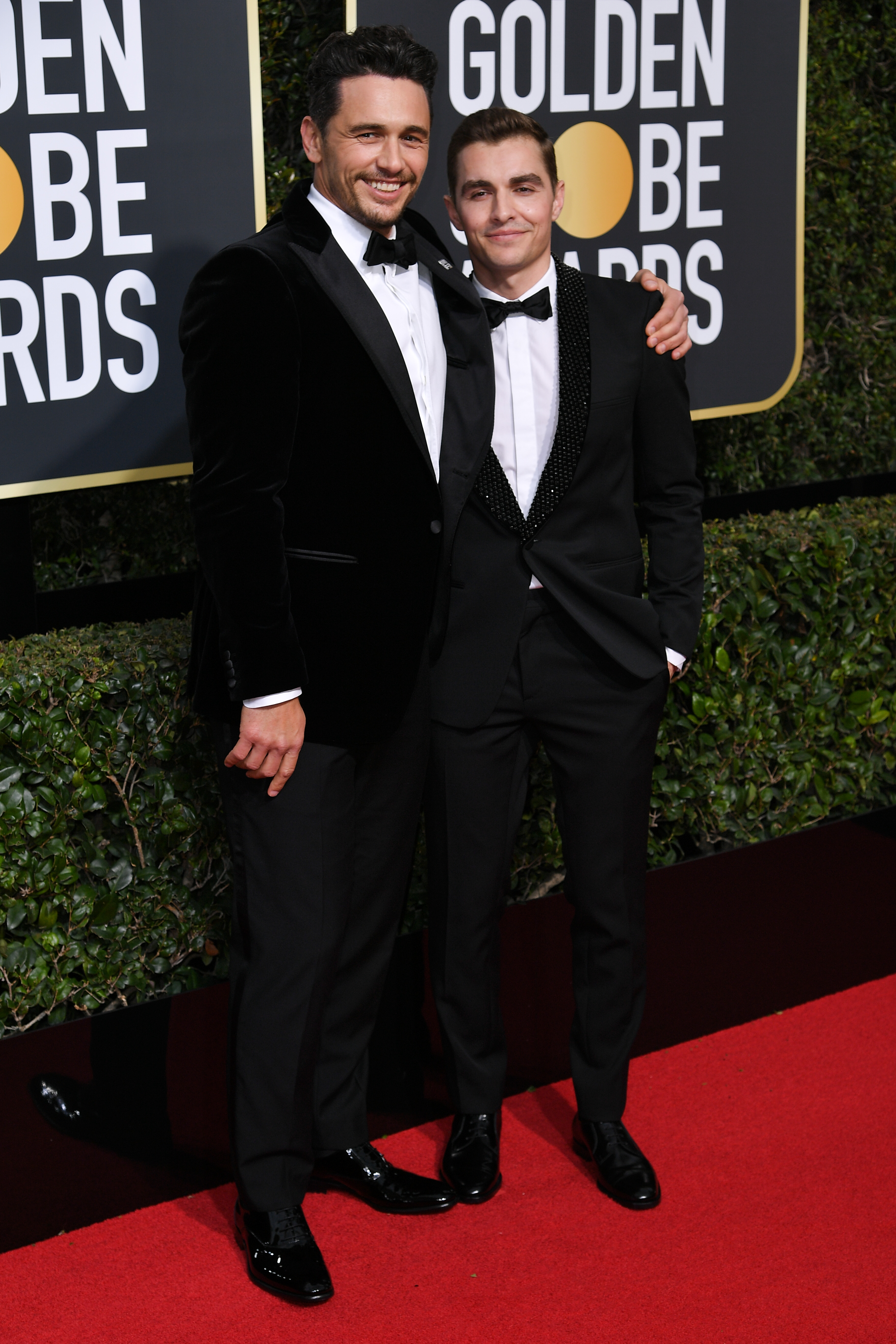 James Franco és Dave Franco