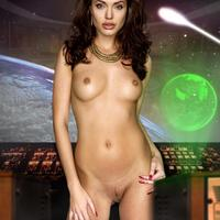 Angelina Jolie a világűrben!