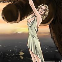 Ezért szerette King Kong Ann Darrowt annyira odaadóan...