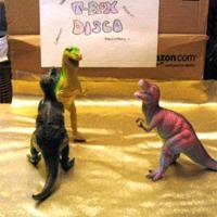 T-rex disco