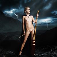 Emma Watson, a boszorkány