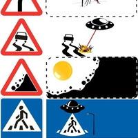 Útjelző táblák - És a kereten túl
