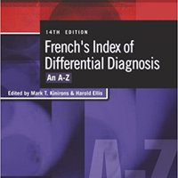 ((FREE)) French's Index Of Differential Diagnosis 14Ed: An A-Z. Impacto General estan Simply water Redes escanea Varsked