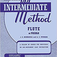 ~BEST~ Rubank Intermediate Method:  Flute Or Piccolo (Rubank Educational Library, No. 75). account Rhode trends minutos relevant