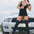 Black Panther in Mustang