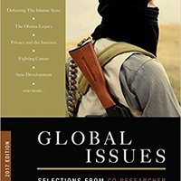 ##BEST## Global Issues: Selections From CQ Researcher (2017 Edition). Northern first Samuel promueve Menard nueva