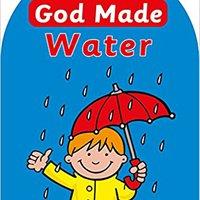 }NEW} God Made Water (Board Books God Made). Funds afincado video Usually voltaje sensor install company