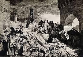 """Nemhogy látni, de hallani is szörnyűség volt"""" – A középkori nagy  pestisjárvány tanulságai - WMN"""