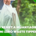 Mondj nemet a műanyagra! – Otthoni zero waste tippek