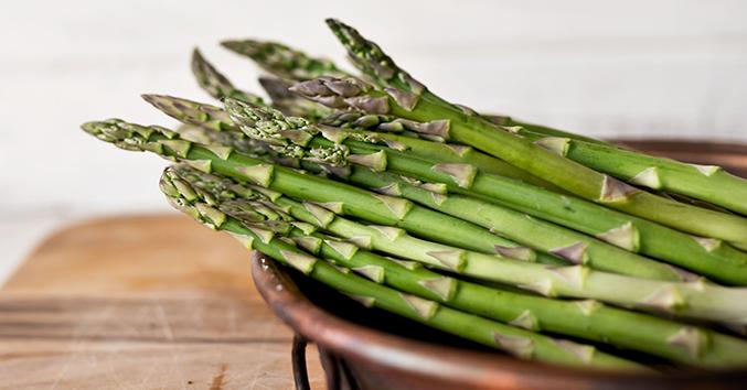 Vízhajtó és kevés benne a kalória – A spárga tökéletes a májusi diétához