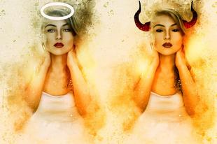 Kik valójában az angyalok és kik a démonok?