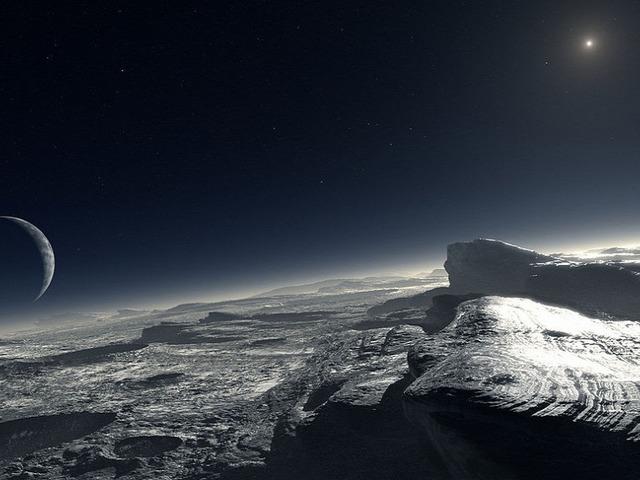 Végre láthatjuk, hogyan is fest a Plútó közelről - céljához közeledik a New Horizons űrszonda
