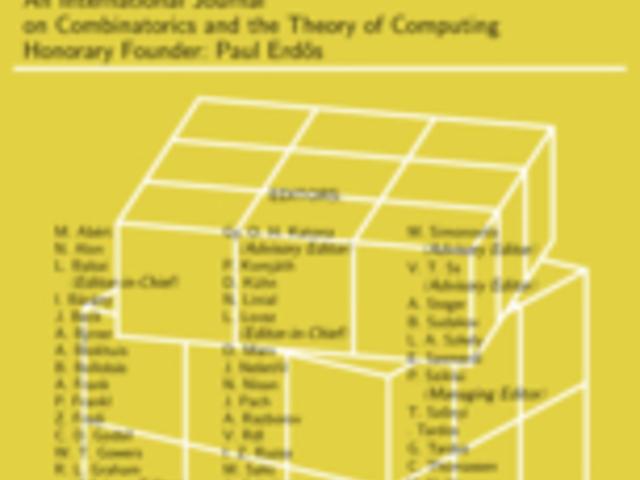 Egy diszkrét matematikus IV.