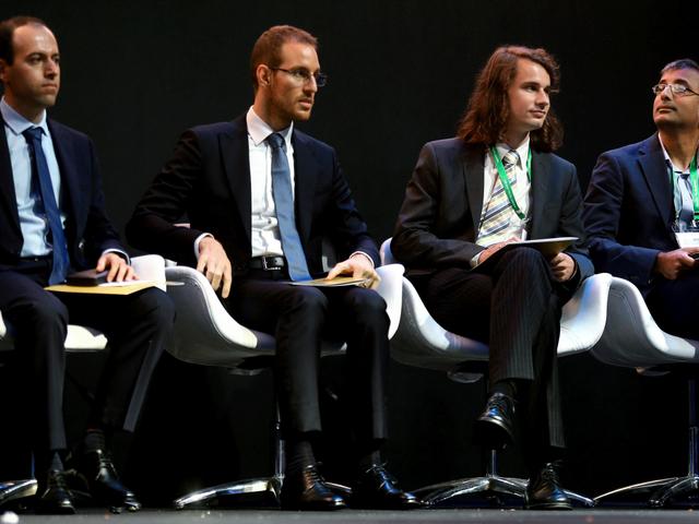 Négy matematikai szupersztár nyerte el a Fields-érmet