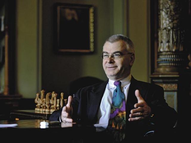 Interjú Buzsáki György agykutatóval új könyve kapcsán