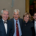 Somogyi Péter agy-díjas oxfordi kutató kapta a Semmelweis Egyetem legrangosabb kitüntetését