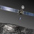 Meghallgatható a szférák zenéje a a Csurjumov-Geraszimenko üstökösön