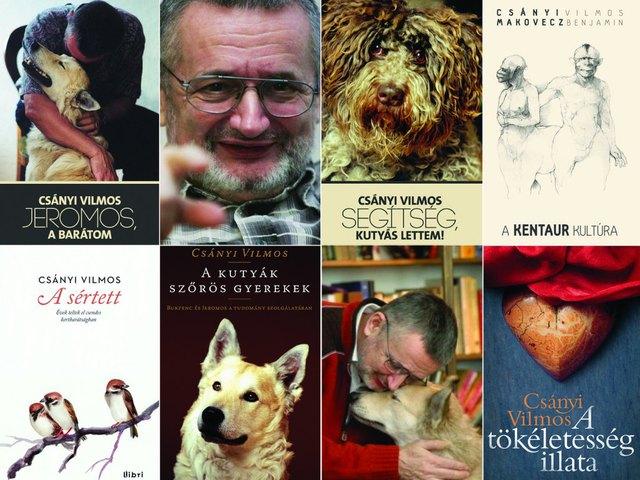 Interjú Csányi Vilmos etológussal, 80. születésnapja alkalmából