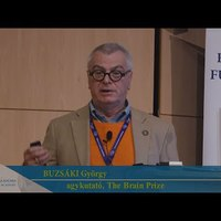 A kognitív tevékenység motorikus eredete - Buzsáki György előadása (video)