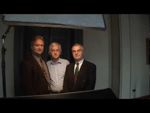 The Brain-Prize 2011. - Péter Somogyi, Tamás Freund and György Buzsáki