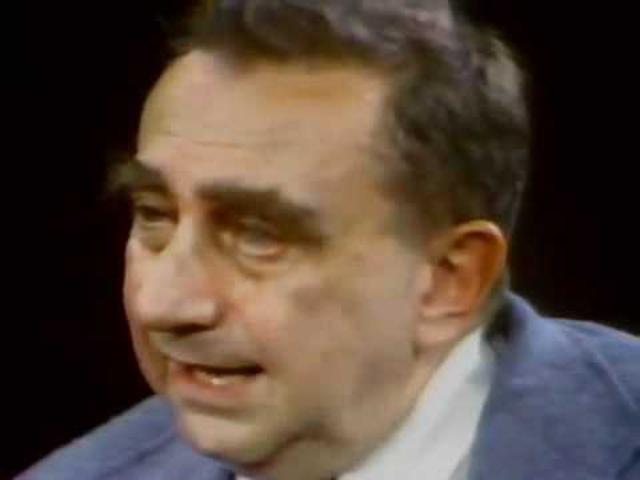 Beszélgetés Teller Edével a 70-es évekből