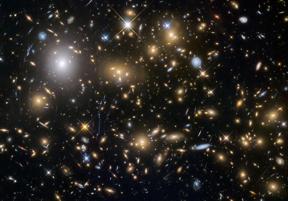 Szenvedélyes galaxisok