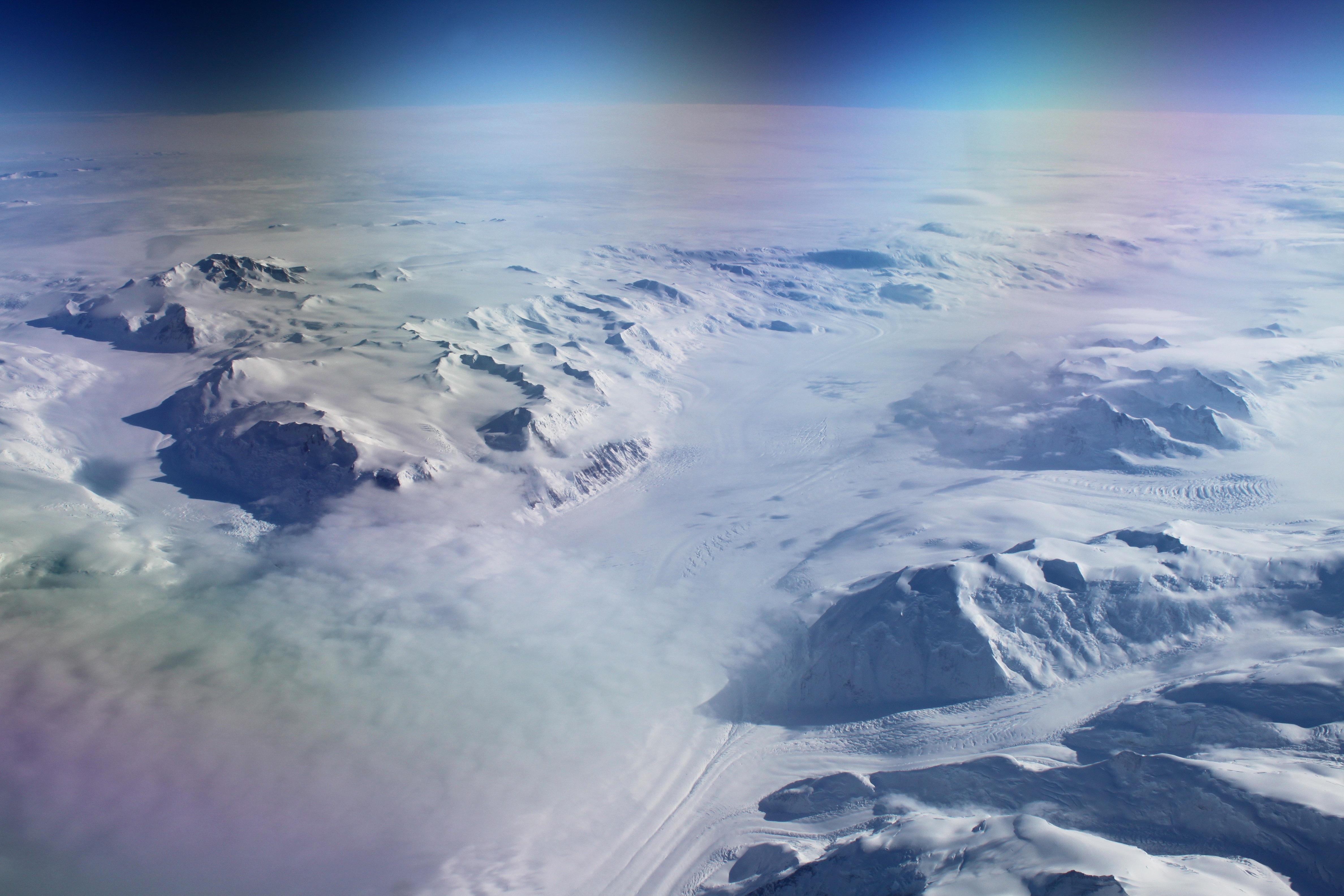 Isten hógolyója - ezért volt jég a trópusokon