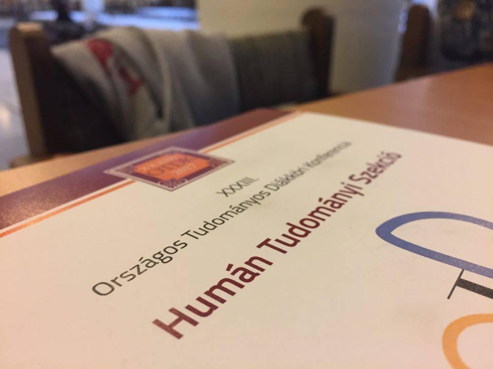 HóTDK avagy konferencia humán módra