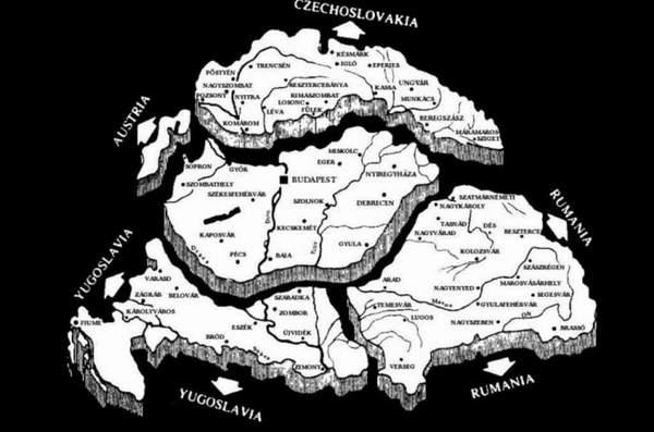 Magyarorszag Terkep 1864 Ben Groomania