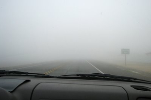 Köd előttem, köd mögöttem...