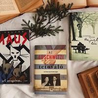 Gárdos, Morris és Spiegelman ⇒ 3 ok, miért olvassunk igaz történeteket