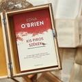 """""""Titok minden ember"""", és a remény vakká tesz – Edna O'Brien: Kis piros székek"""