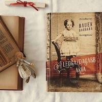 Wenckheim Krisztina grófnő magával ragadó életregénye – Bauer Barbara: A leggazdagabb árva