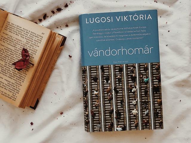 A nichts besonderes-sorsok regénye – Lugosi Viktória: Vándorhomár