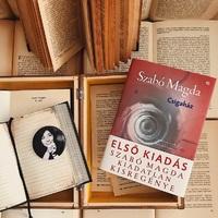 """Különleges irodalmi felfedezés: Így születik meg a prózaíró """"SzM""""⇒ Szabó Magda: Csigaház"""
