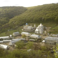 Calaraşovca kolostor