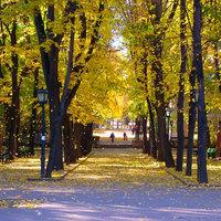 200 éves a Puskin park