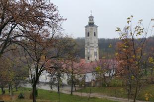 A Fruška Gora kolostorai